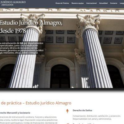 Estudio jurídico Almagro - Bufete de abogados