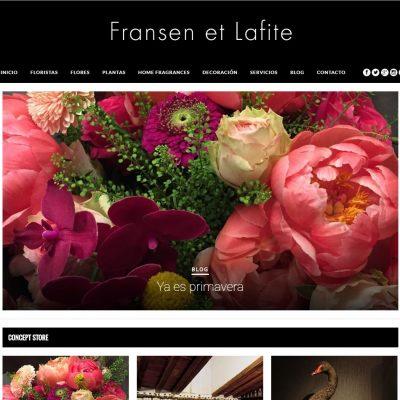 Franset et Lafite - Floristería de Madrid