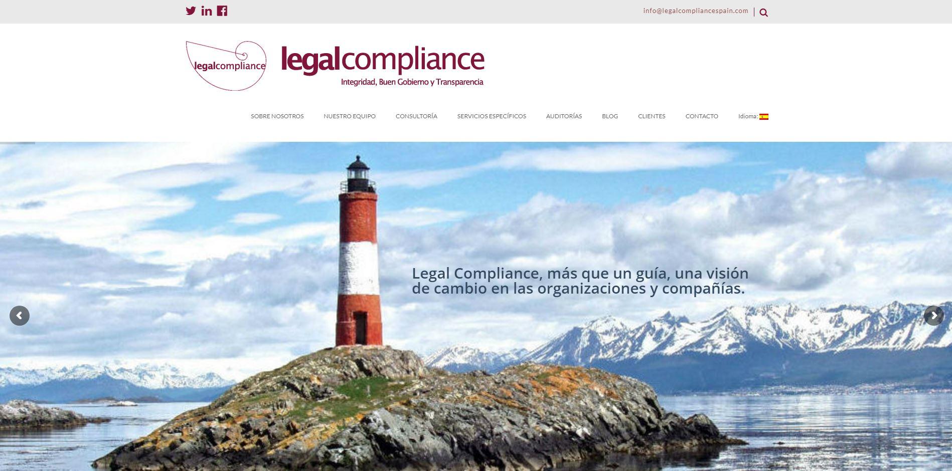 Legal Compliance - Buen Gobierno Corporativo, Riesgo Legal y Cumplimiento Normativo